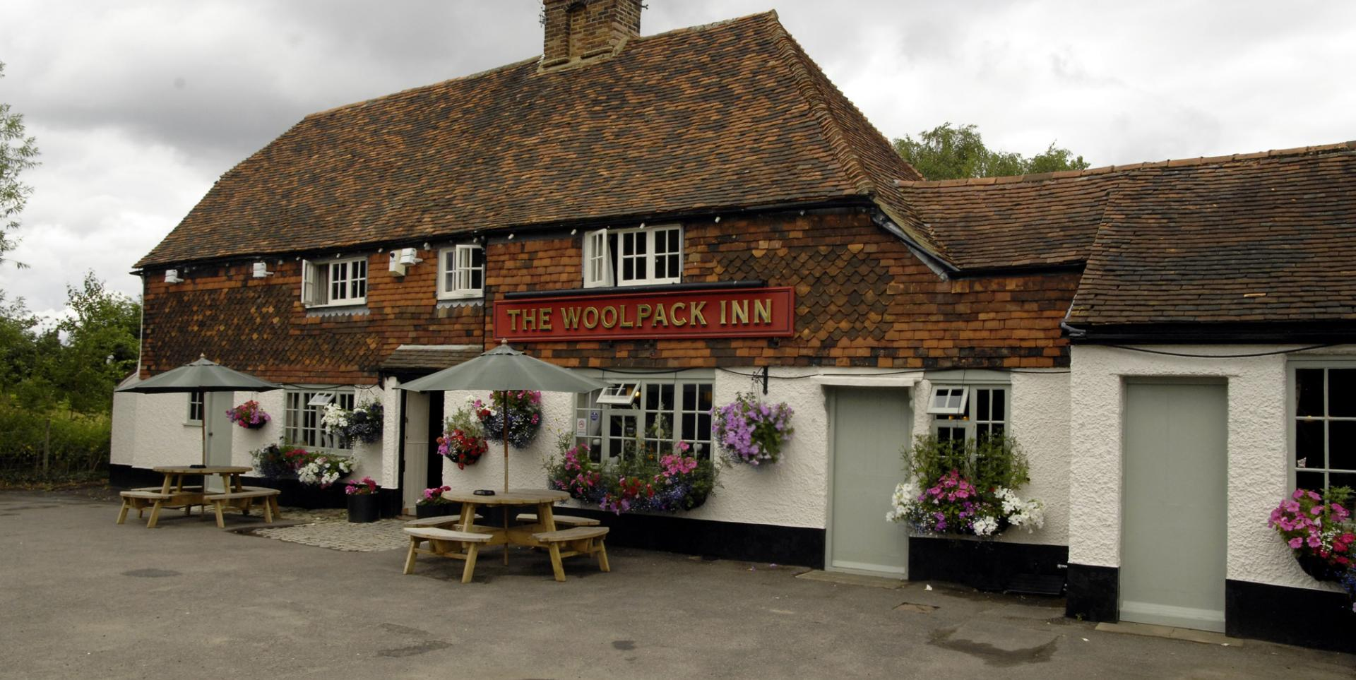 The Woolpack Inn Yalding